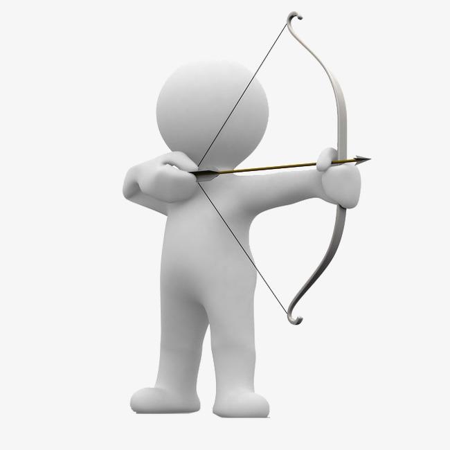 3d archery clipart 7 » Clipart Station.