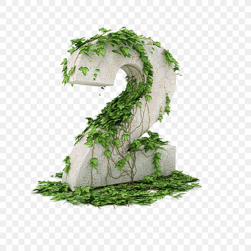 3D Computer Graphics Numerical Digit Clip Art, PNG.