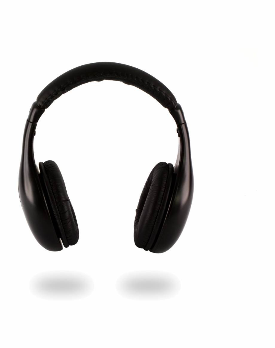 Png Image With Transparent Background 3D Headphones Icon.