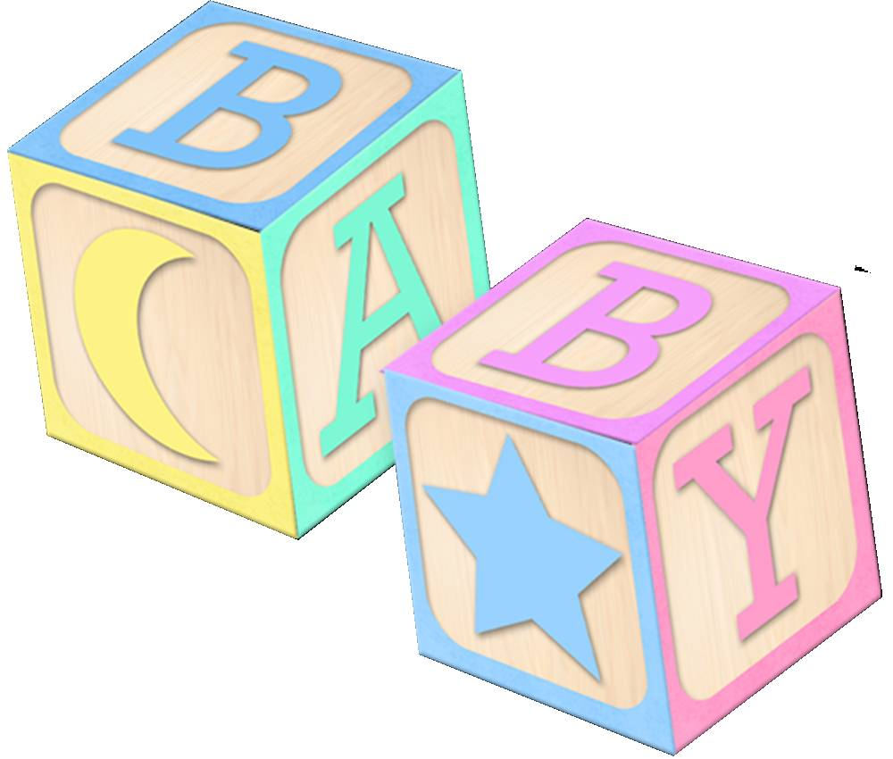 Free Black And White Baby Blocks, Download Free Clip Art.