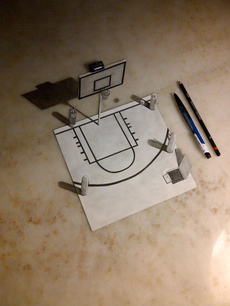 3D DRAWING.