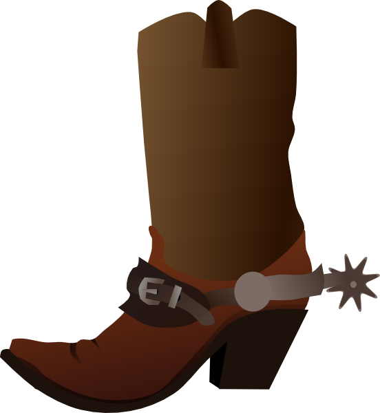 3d boot clipart transparent png clipart images gallery for.