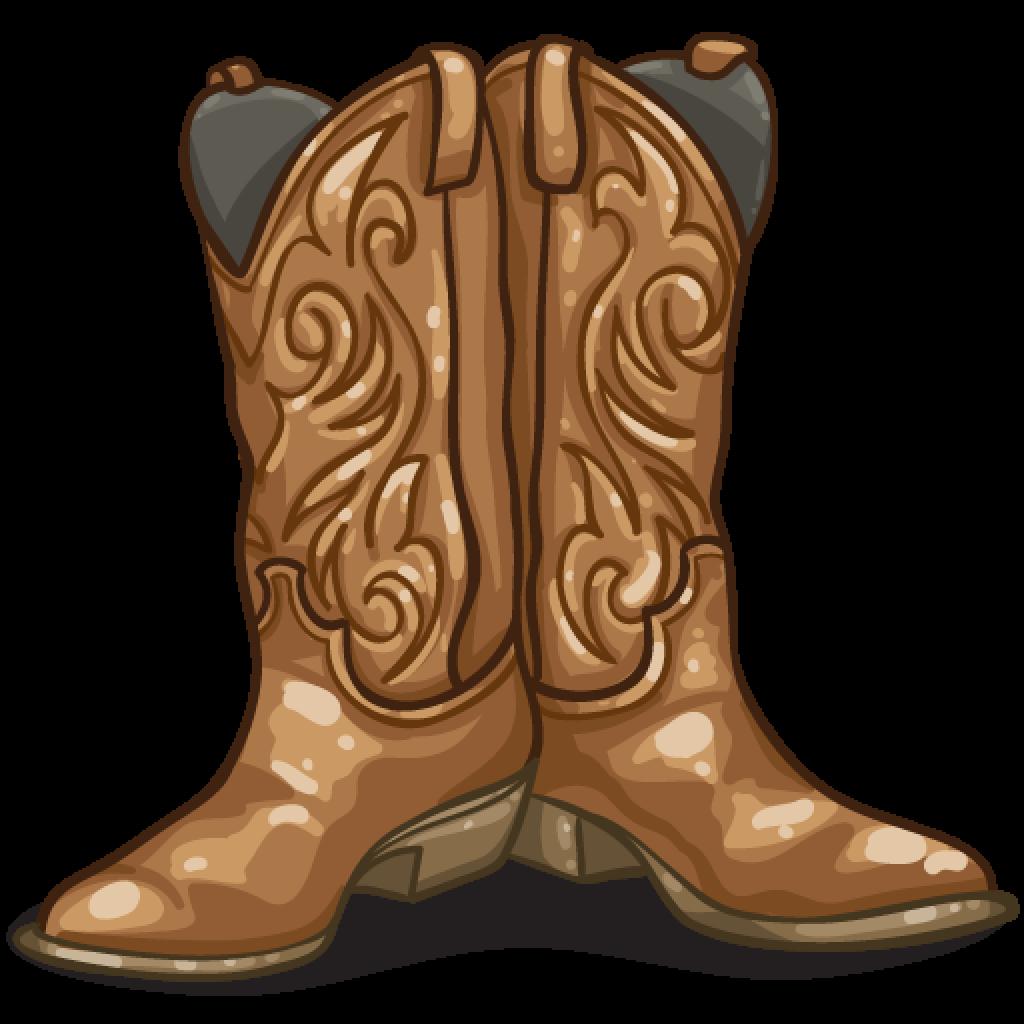 Cowboy boot Clip art.