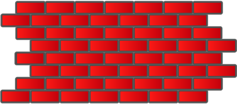 Bricks Vector That Will Bring Ease In Constructional.