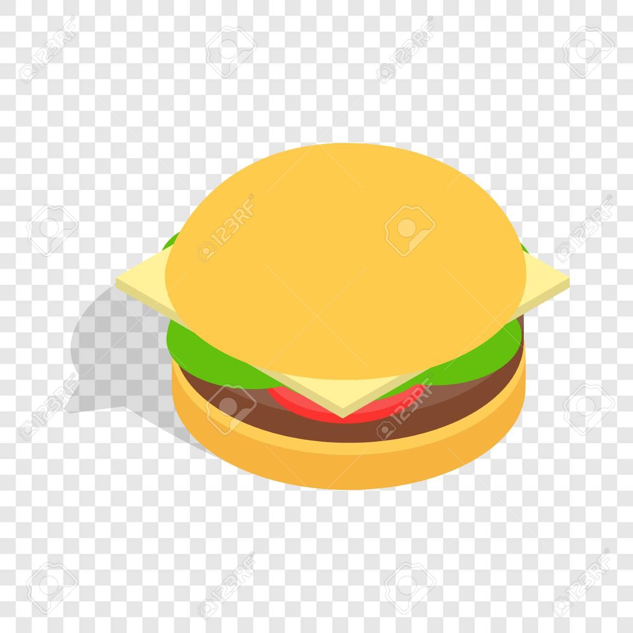 1214 Hamburger free clipart.