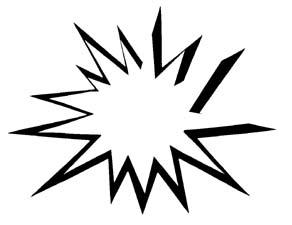Free Burst Cliparts, Download Free Clip Art, Free Clip Art.