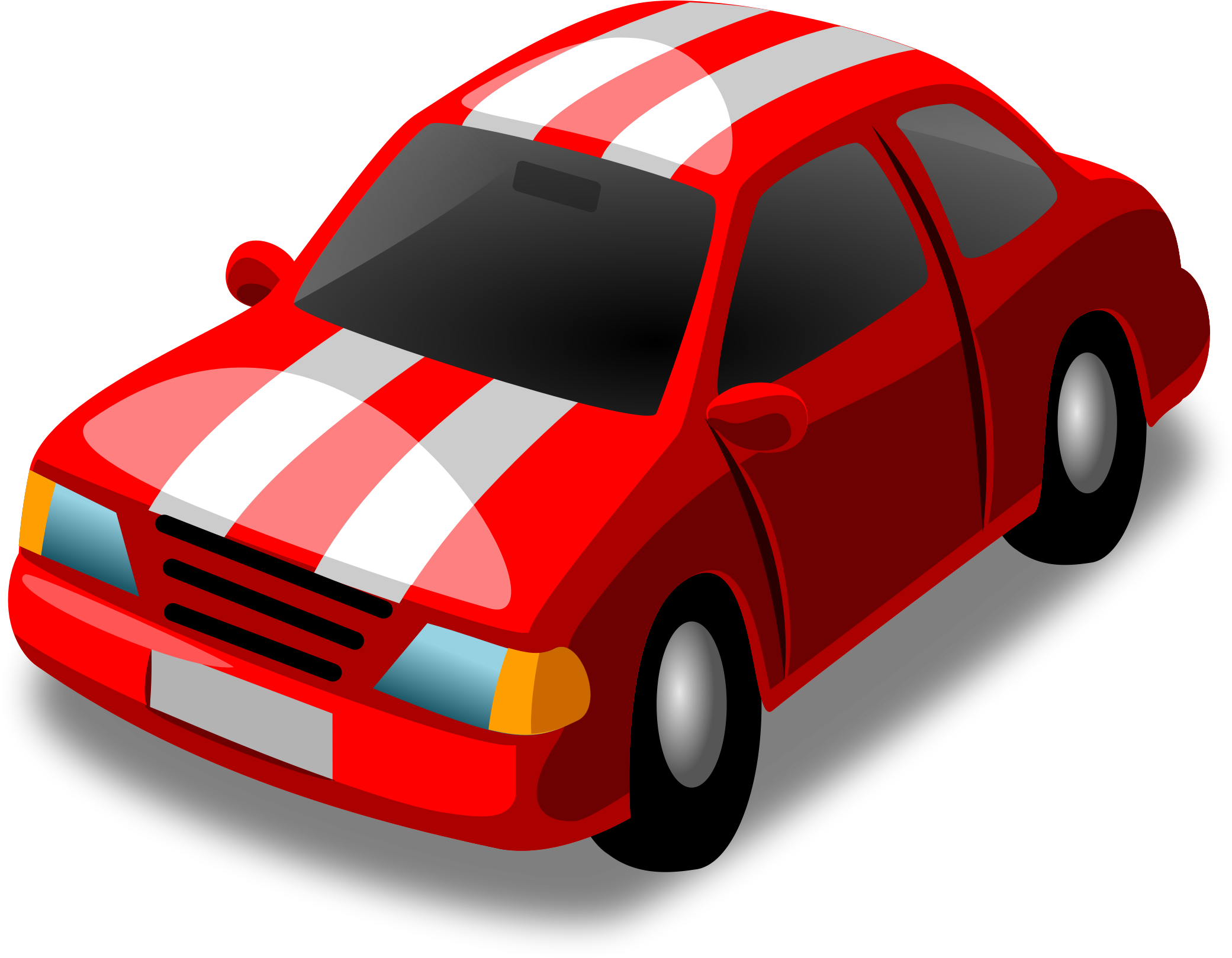 3d Car Clip Art.