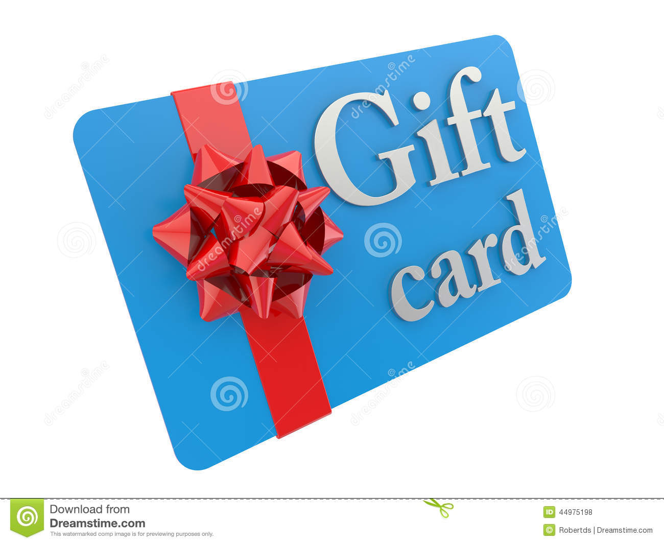 263 Gift Card free clipart.