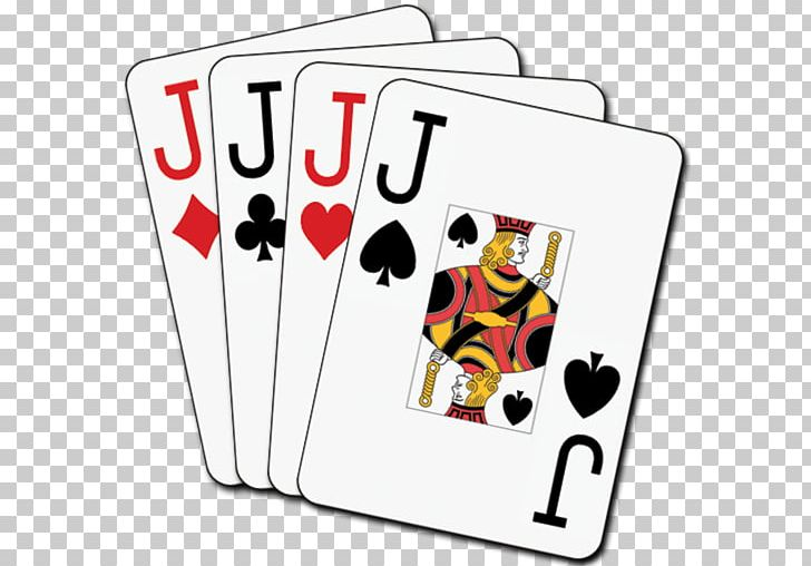 Euchre 3D Multi Hand Blackjack Playing Card Card Game PNG.