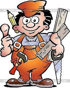 handyman+clipart.