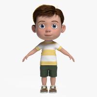 characters 3D Models.
