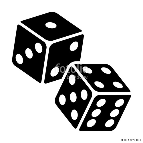 Rotate & Resize Tool: 3d celo dice clipart.