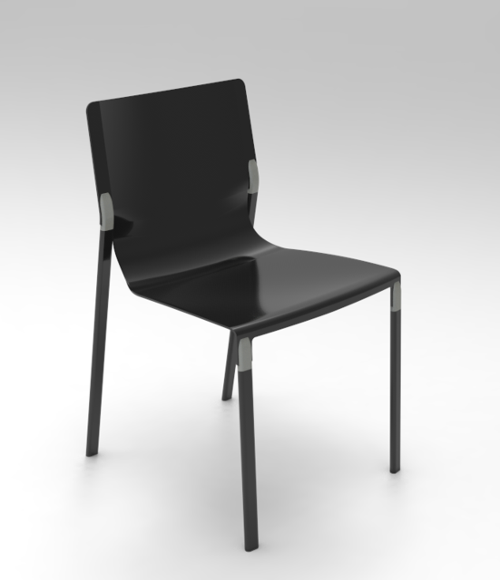 Carbon Chair Design.