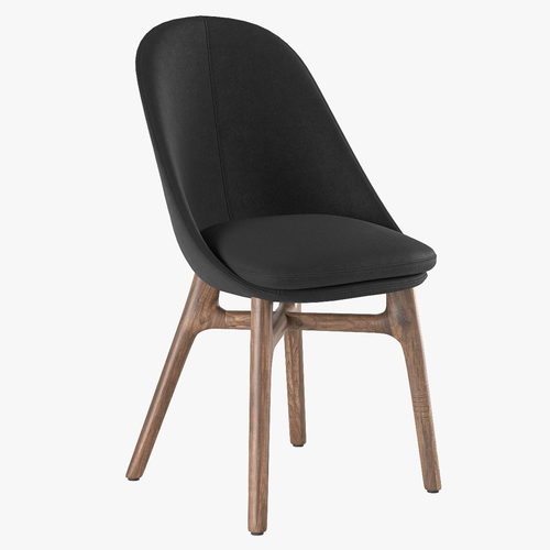 Solo Dining Chair Neri and Hu.