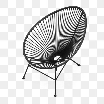 Isometric Chair PNG Images.