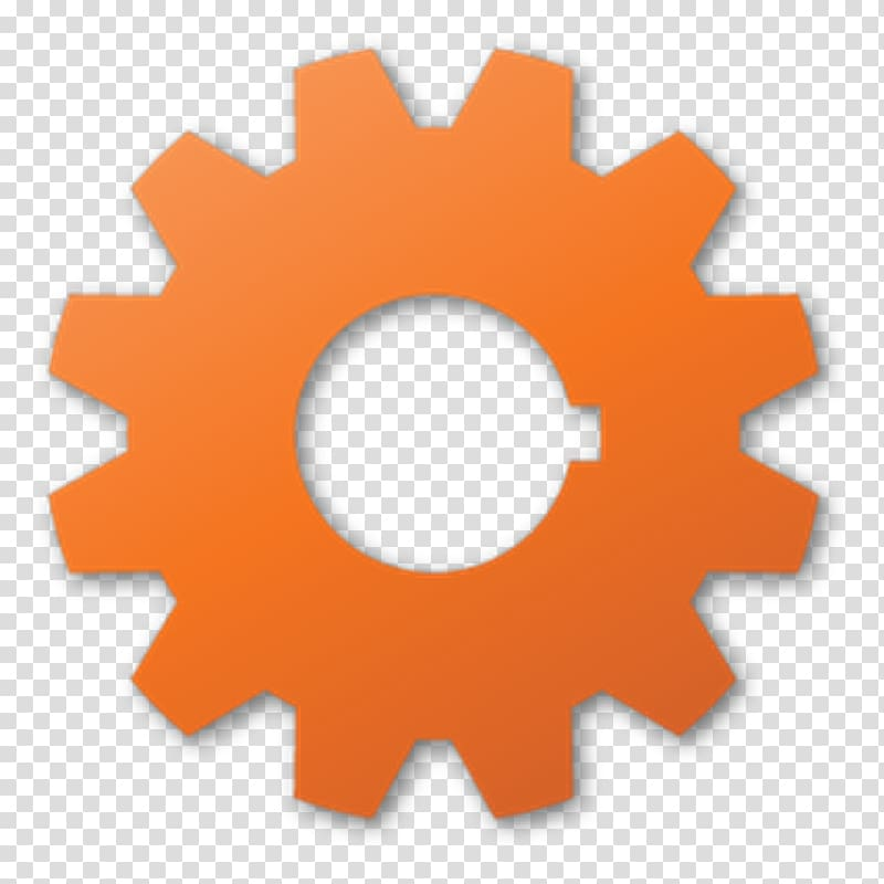 Gear Computer Icons , Colorful Gears transparent background.