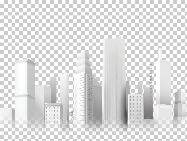 Black and white Building Skyscraper Monochrome photography.