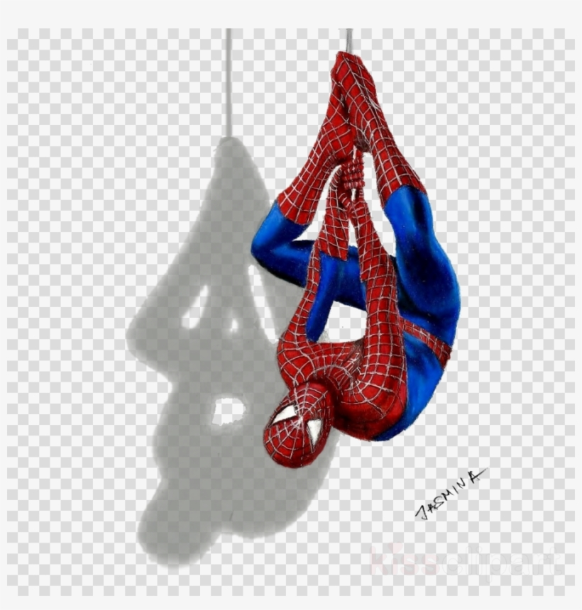 Download Spiderman Black And White 3d Clipart Spider.