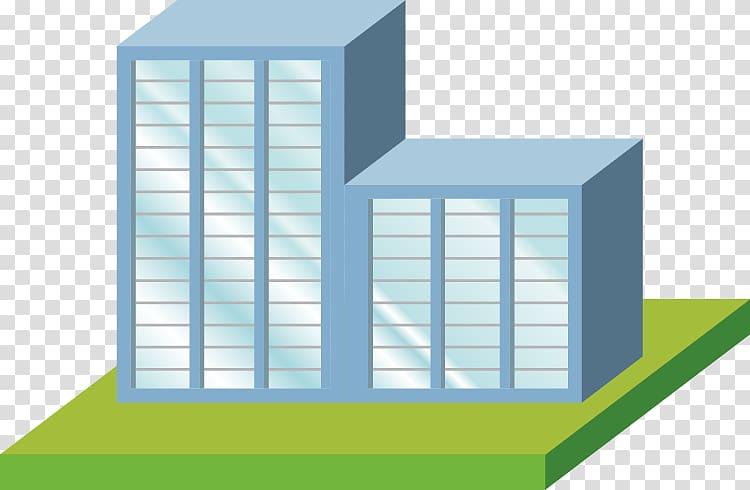 Architecture Building 3D computer graphics, 3D buildings.
