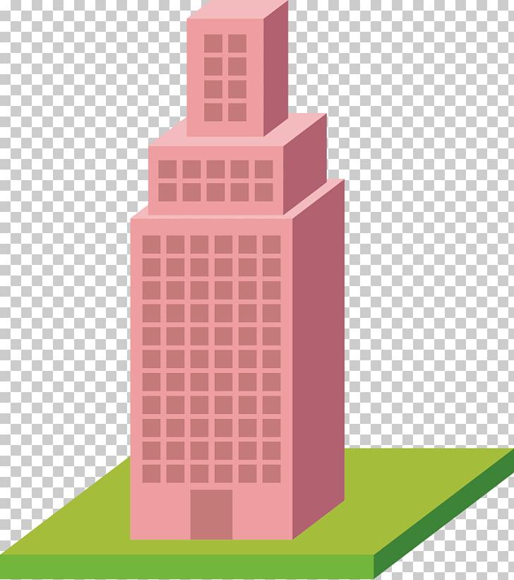 Building Architecture 3D computer graphics, 3D buildings PNG.