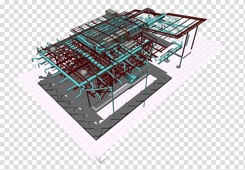 ArchiCAD Digital mockup Building Architecture 3D computer.