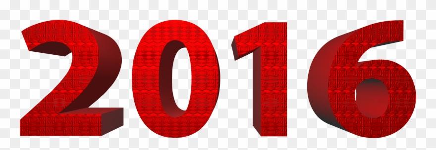 2016 3d Red Png Clipart Imageu200b.