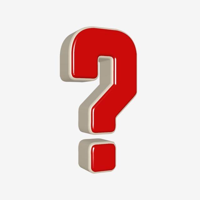 3d Question Icon, 3d, Question, Icon PNG Transparent Clipart.