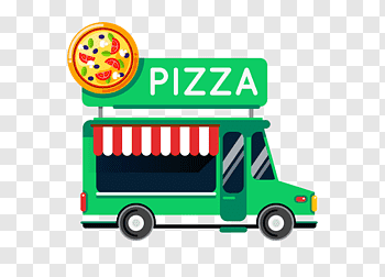 Food Truck cutout PNG & clipart images.
