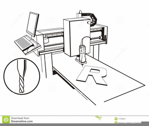 Free D Clipart For Cnc Router.