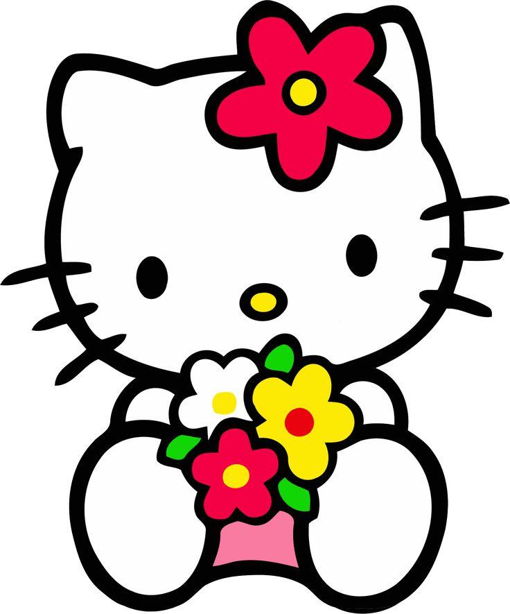 3d Clipart Hello Kitty.