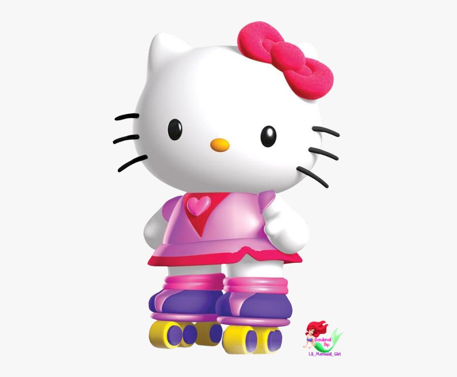 Hello Kitty 3d.