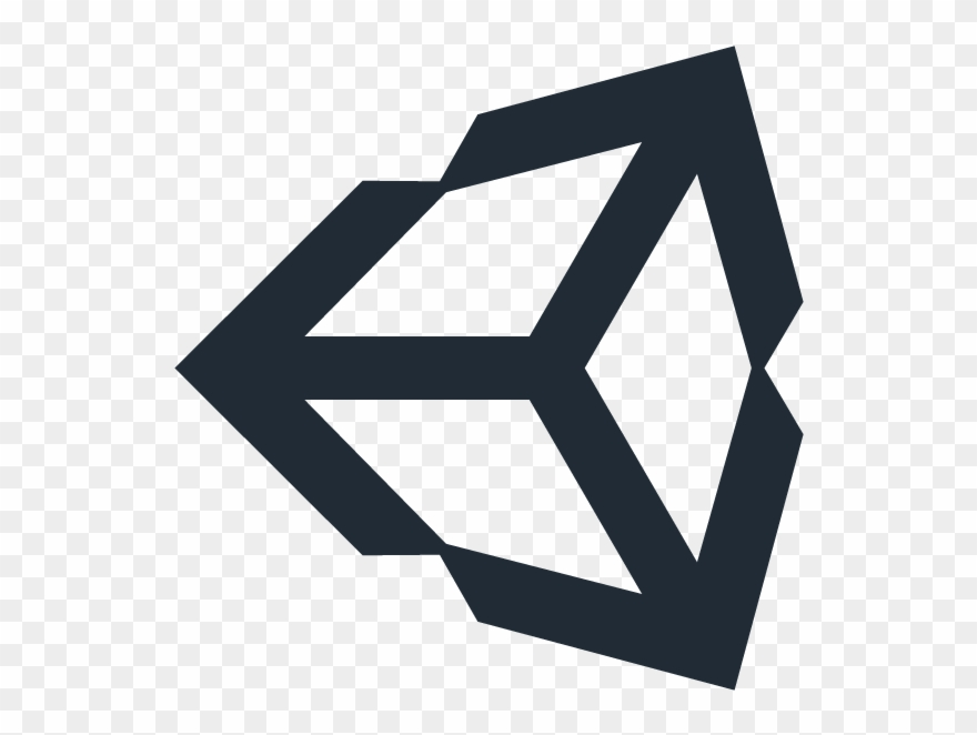 Unity Icon Vector Logo.