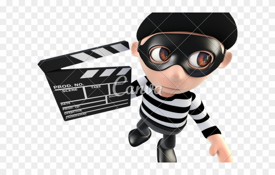 Clapperboard Clipart Movie Maker.