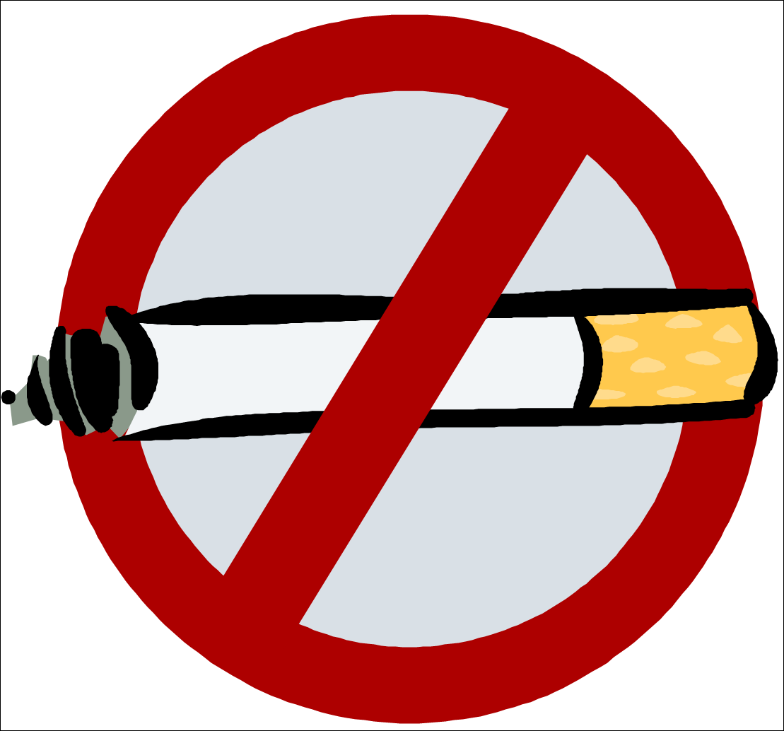 Quit smoking clipart.