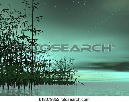 Clipart Of Nature 3d.