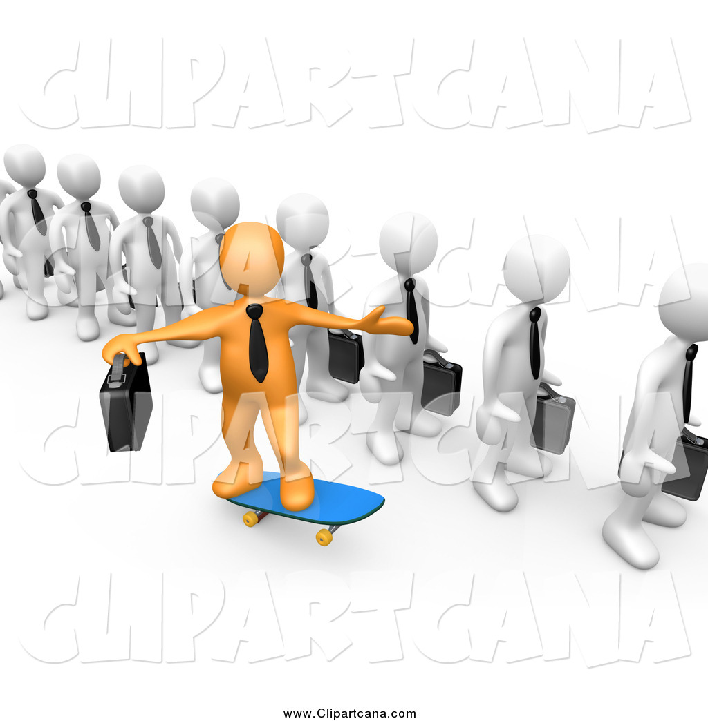 2449 Business Man free clipart.