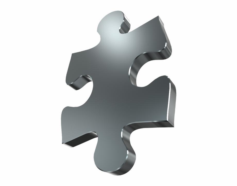 3D Puzzle Piece Png 800X800 Png 3D Puzzle.