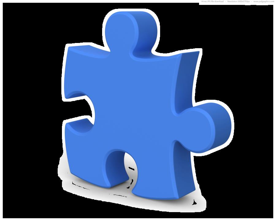 puzzle piece 3d png clipart Jigsaw Puzzles 3D.