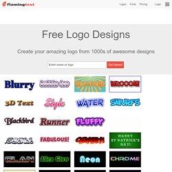 Logo Design and Name Generator.