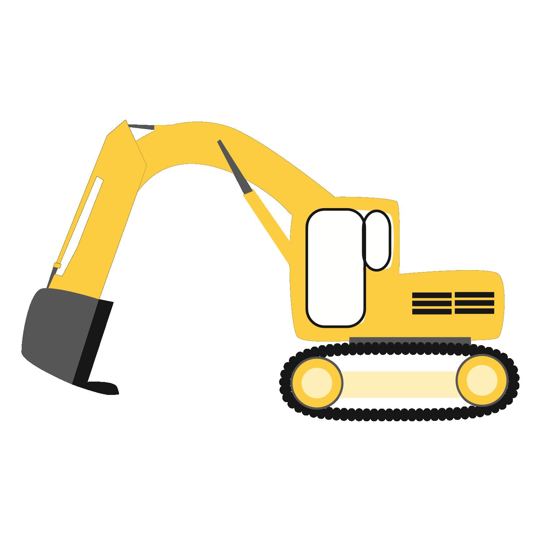 Construction clipart bulldozer, Construction bulldozer.