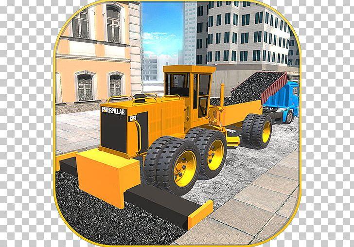 Bulldozer 3D Road Construction Simulator City Road Builder.