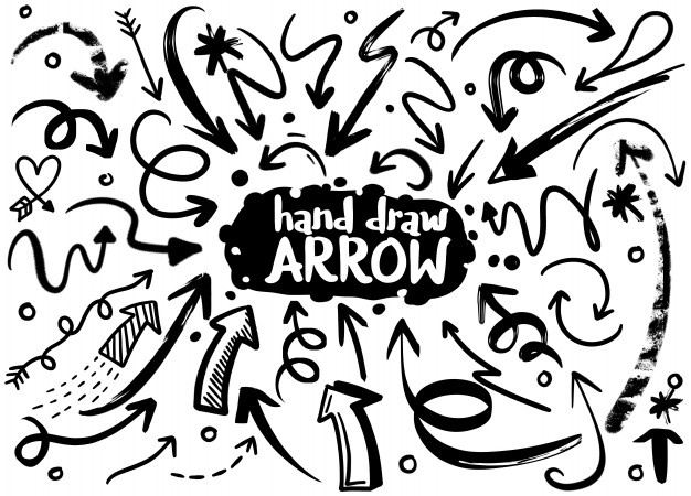 Arrow Vectors, Photos and PSD files.