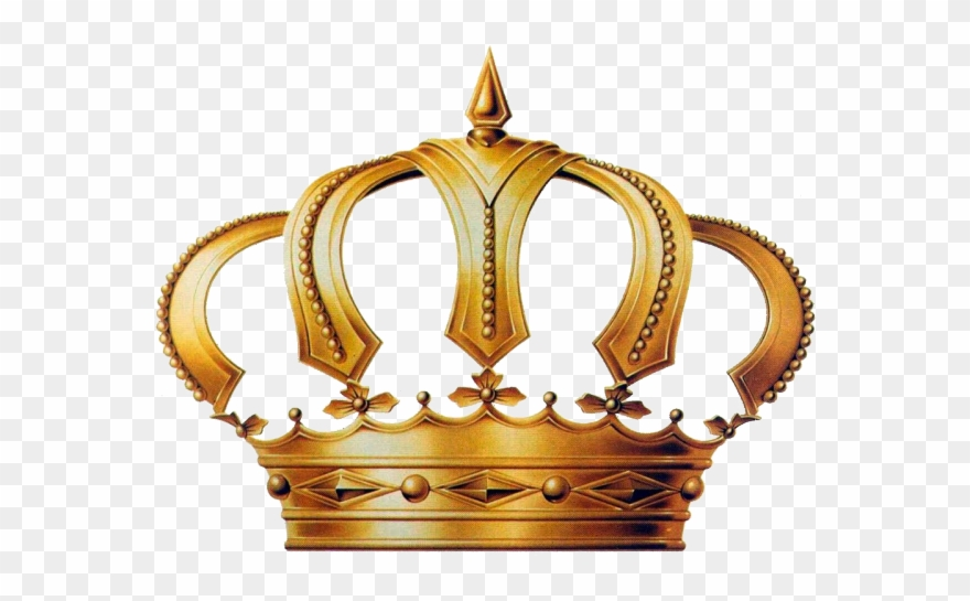 Golden Clipart 3d Crown.