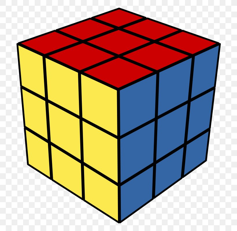 Rubiks Cube Three.