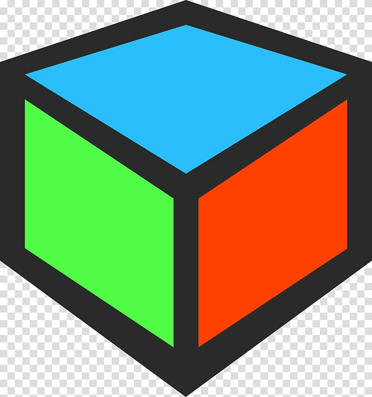 Rubiks Cube , 3D Cube transparent background PNG clipart.