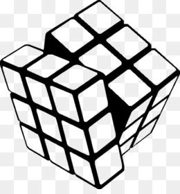 3d Cube PNG.
