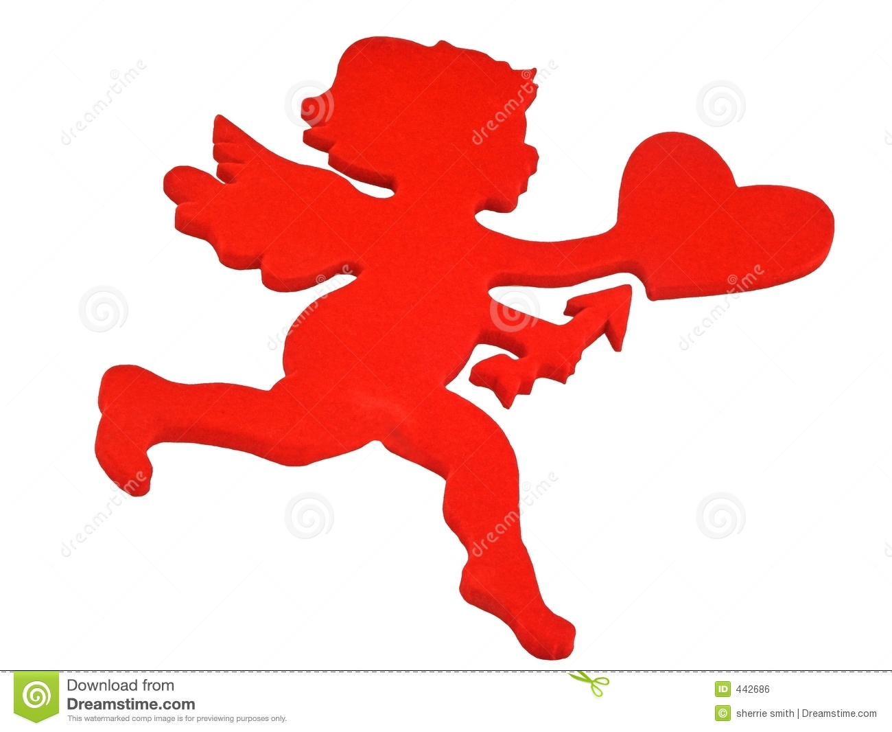 Red cupid clipart 4 » Clipart Station.