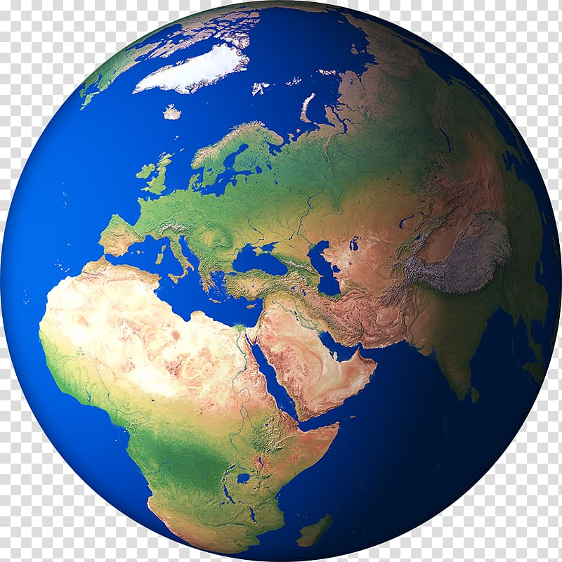 Planet earth, Earth Globe Cloud 3D computer graphics.