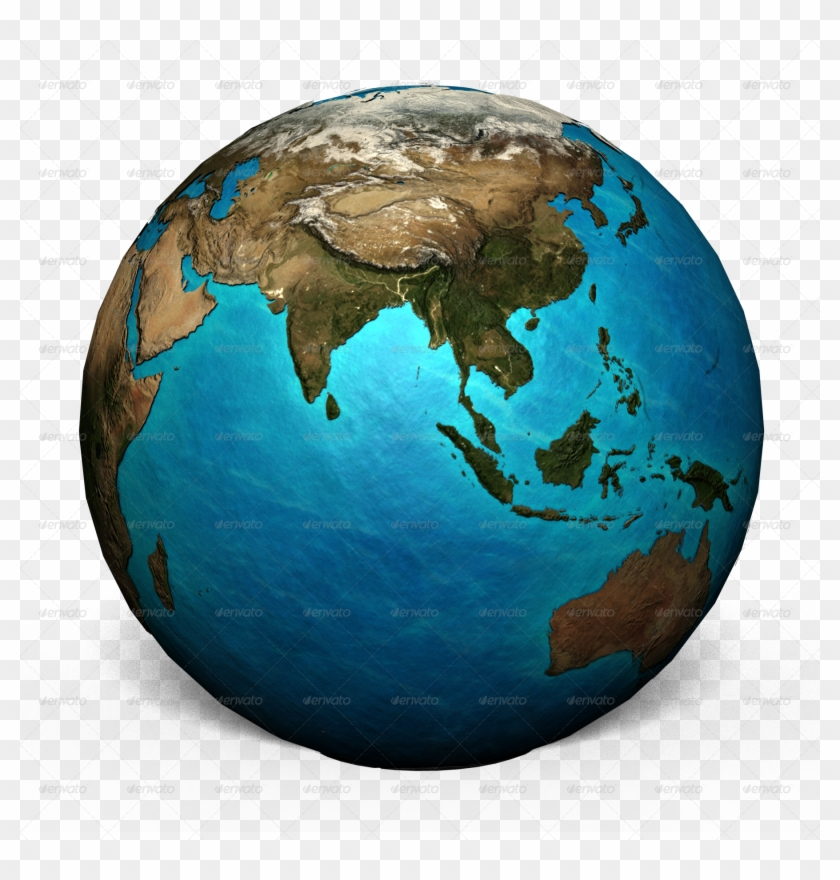Globe Earth Png Image Background.