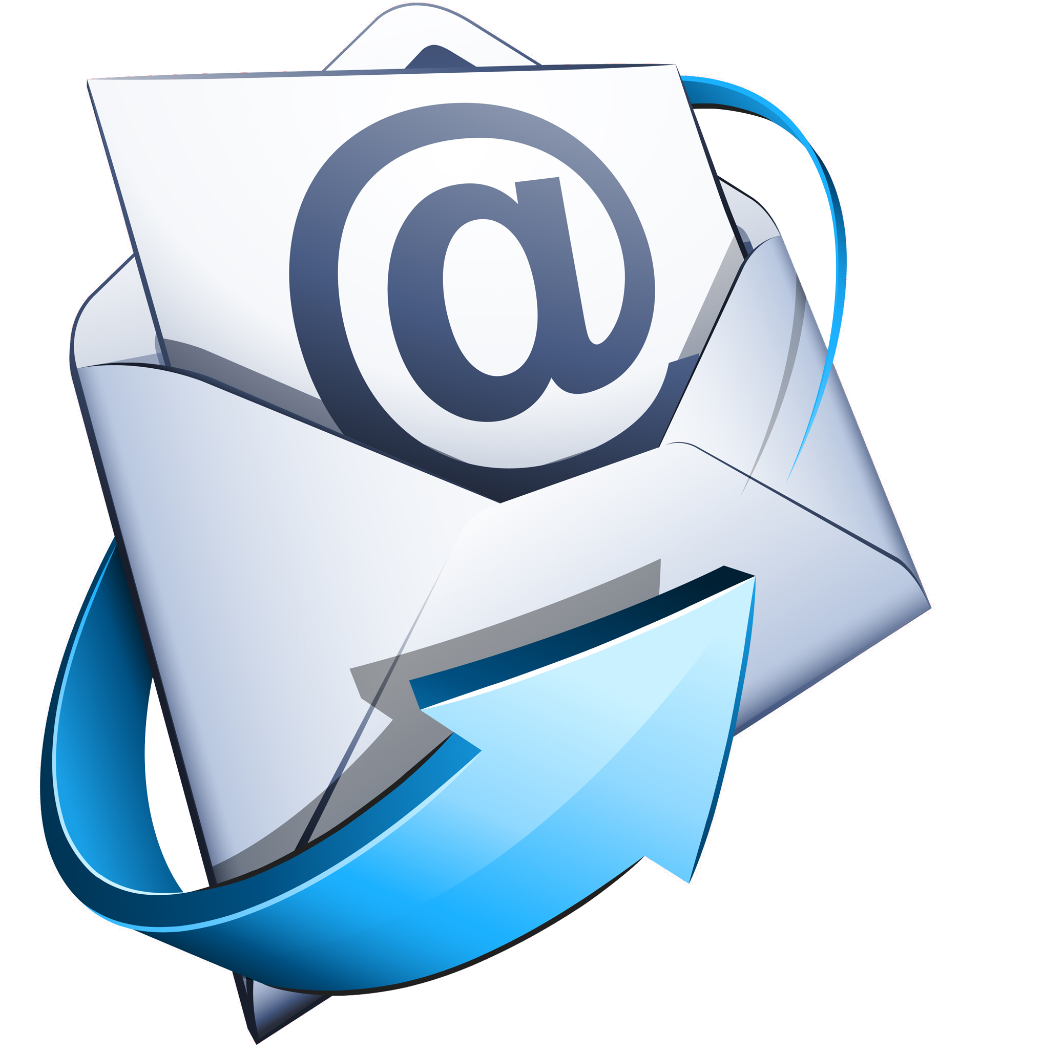 Email Marketing PNG Transparent Icon 7.